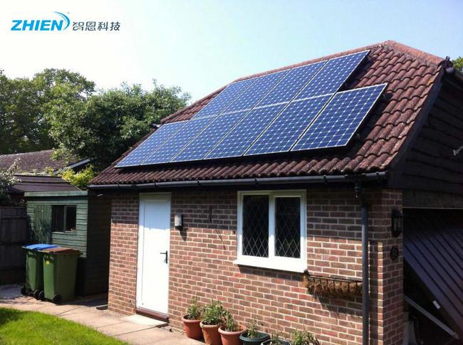 家用太阳能发电沐天科技